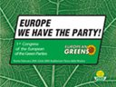 We have the Party - Greens